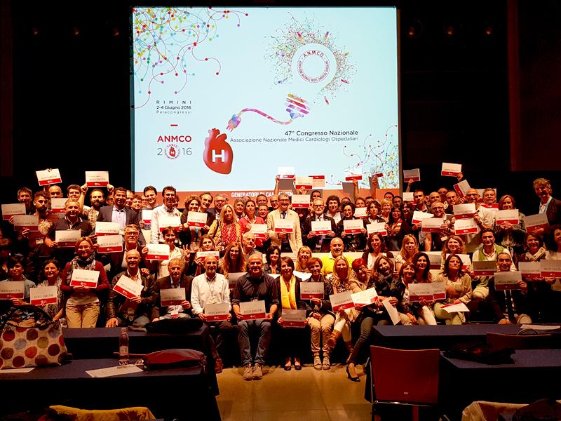 Attività dei Corsi di Rianimazione CardioPolmonare e il Roll-Out per gli Istruttori ANMCO-AHA