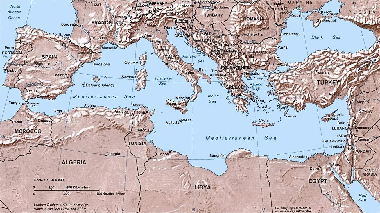 Cardiofrontex: la Cardiologia attraverso il Mar Mediterraneo, punti critici e di forza di un modello che accoglie e non rifiuta nell'interesse di tutti i pazienti cardiopatici