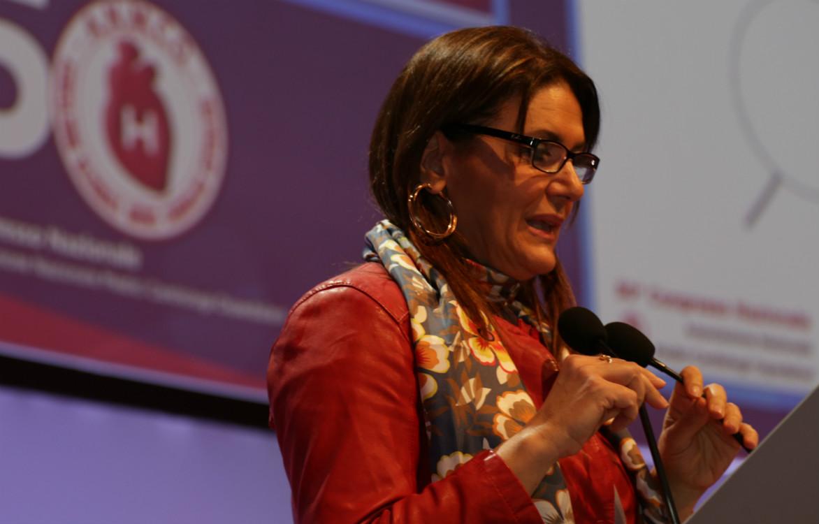 Nadia Aspromonte, ANMCO 50