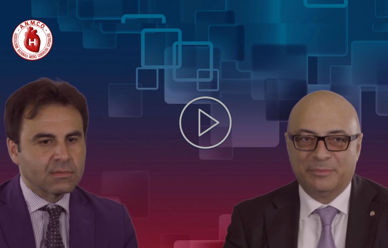 50esimo Congresso: il Presidente ANMCO, Dottor Domenico Gabrielli, intervistato dal Dottor Fortunato Scotto di Uccio