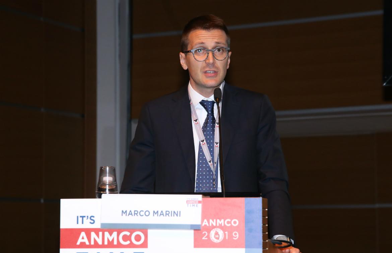Marco Marini, ANMCO 50