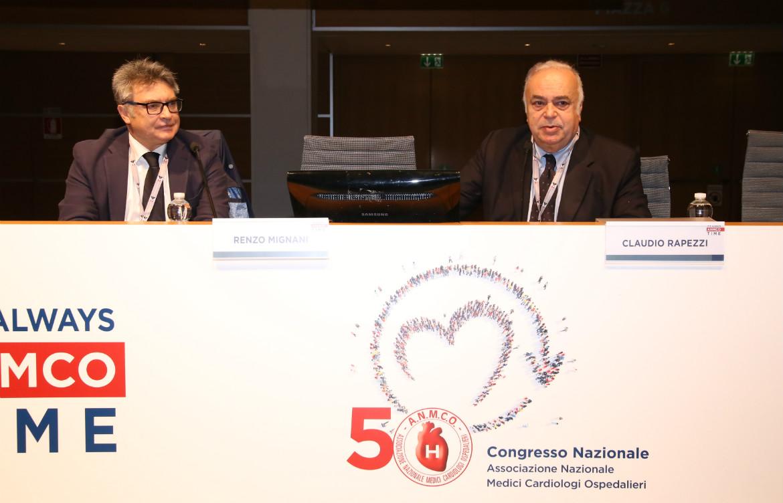 Renzo Mignani, Claudio Rapezzi, ANMCO 50