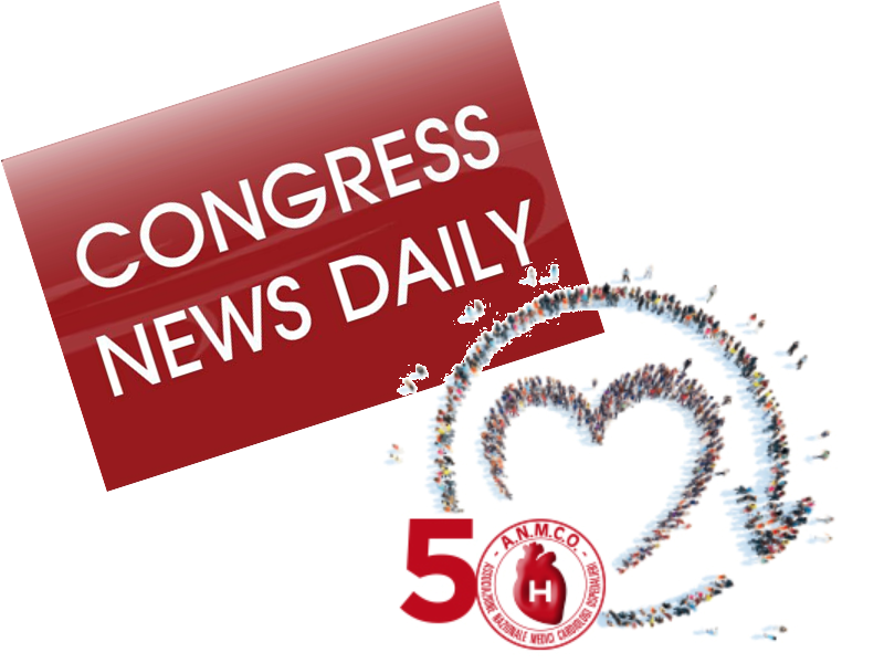 Congresso Nazionale ANMCO e Congress News Daily: una accoppiata al suo tredicesimo anniversario