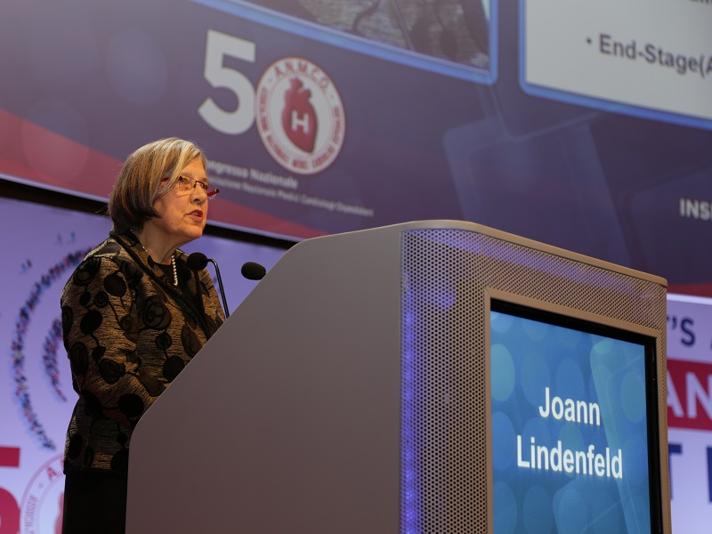Professor JoAnn Lindenfeld: Heart Failure Today and Tomorrow, the American Perspective