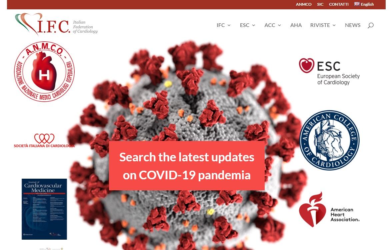 Il Congresso ANMCO 2020 conferma il rapporto sempre più stretto tra Italian Federation of Cardiology e ESC