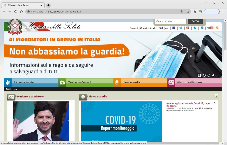 Sanità Italiana in tempi di COVID: criticità e prospettive